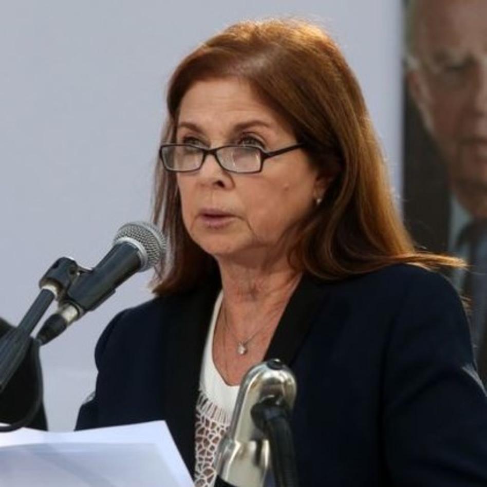 דליה רבין (צילום: מרק ישראל סלם)