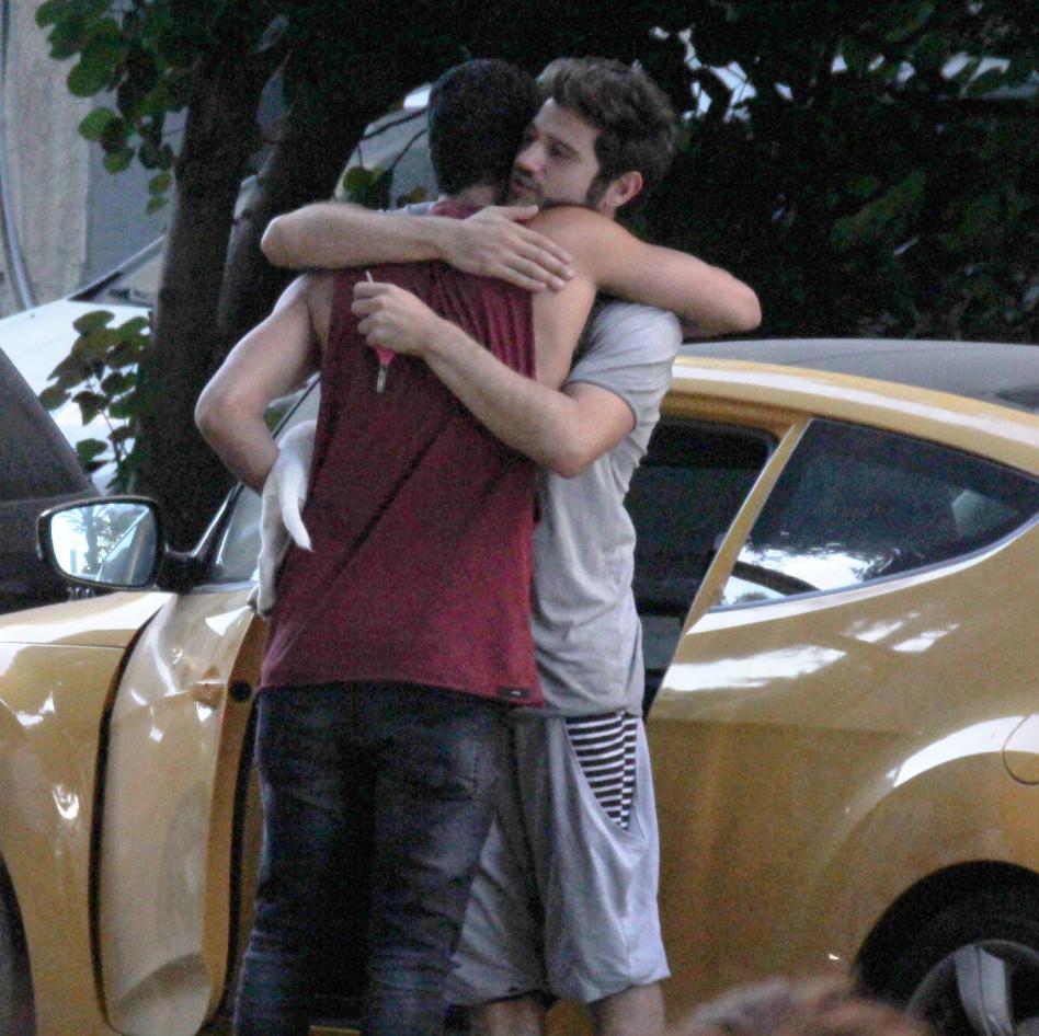 """""""אחי, אוהב אותך בלב"""""""