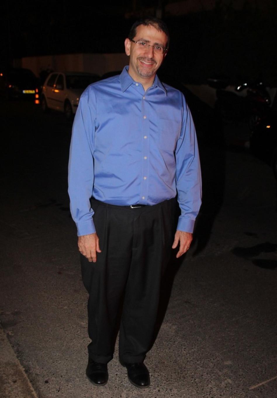 דן שפירו (צילום: ניר פקין)