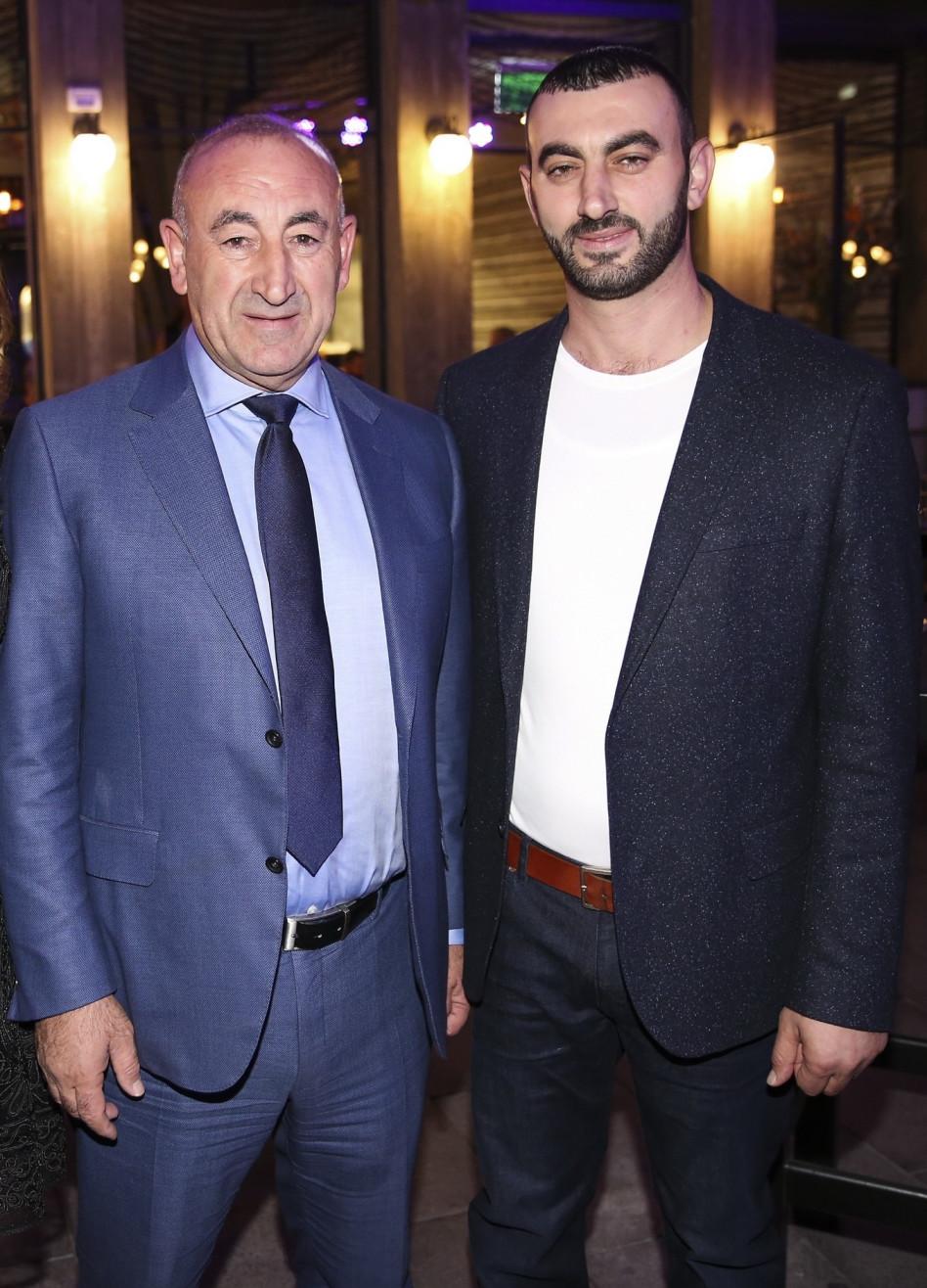 פאדי ואחמד דאבח (צילום: אלירן אביטל)