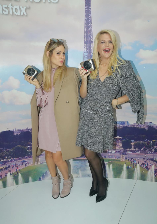 הופס הגיעו לפריז. מור סילבר וסנדרה רינגלר