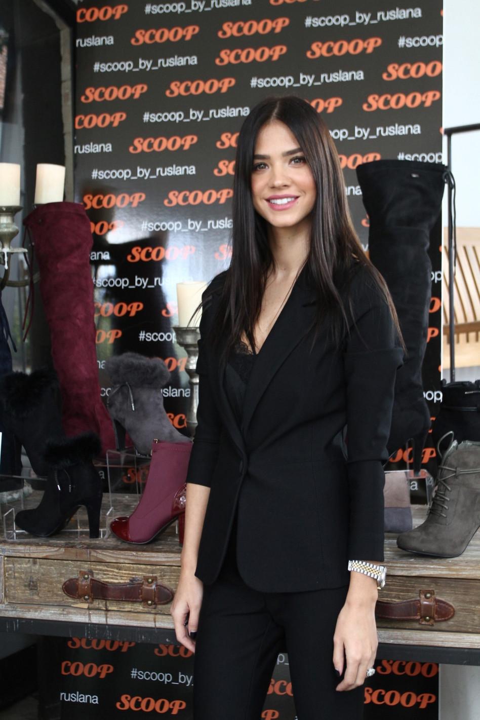 רוסלנה רודינה (צילום: אסף לב)