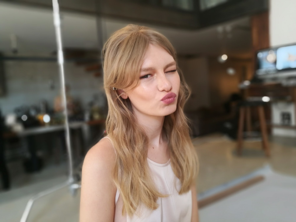 רק בת 16. סופי מצ'טנר (צילום: עידו איז'ק)