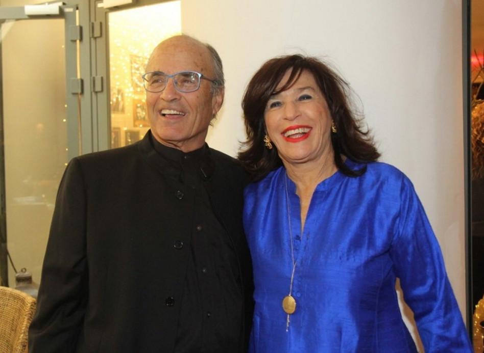 יהודית וקובי ריכטר (צילום: אליצור ראובני)