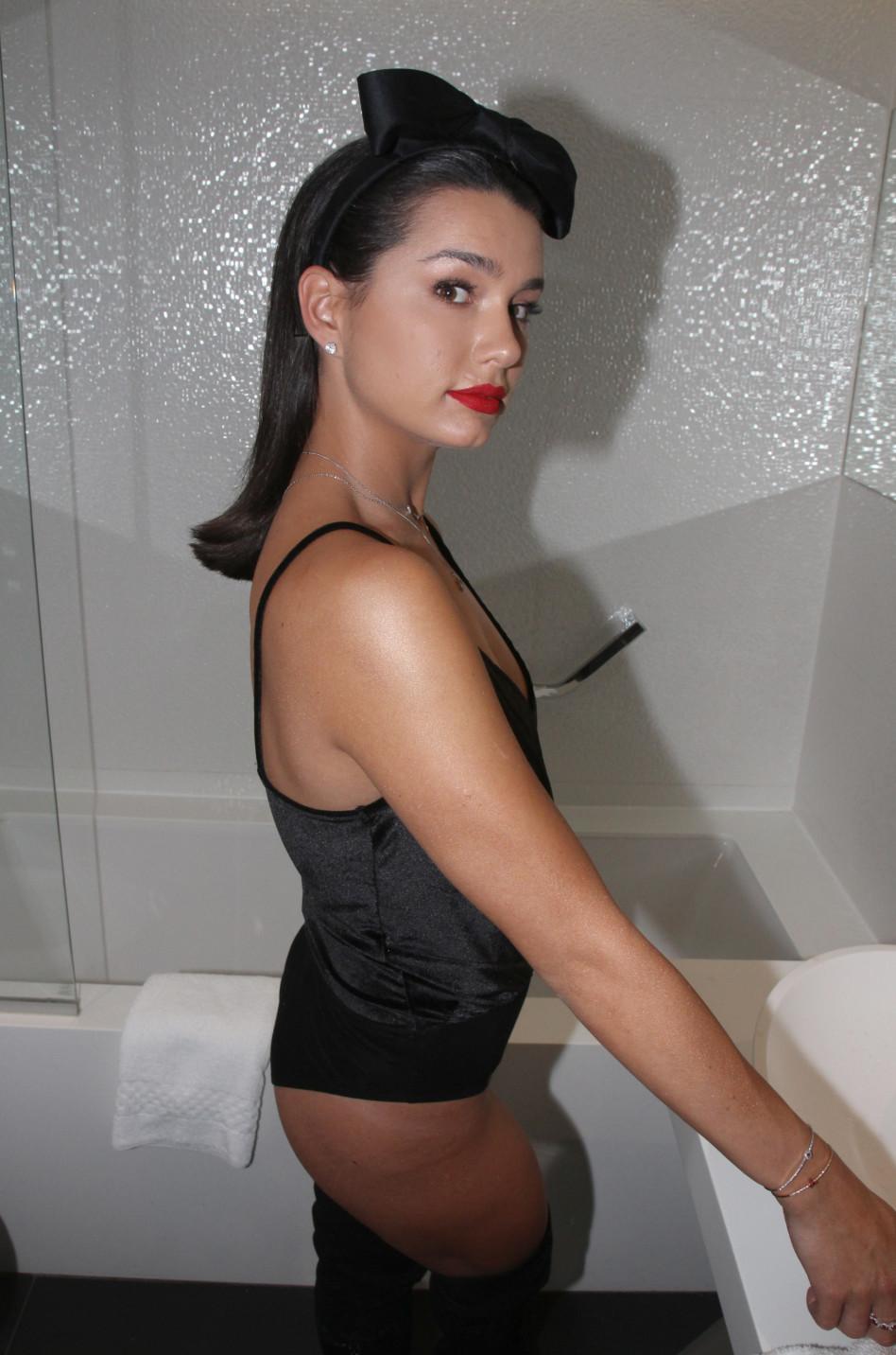 ועכשיו באמבטיה...