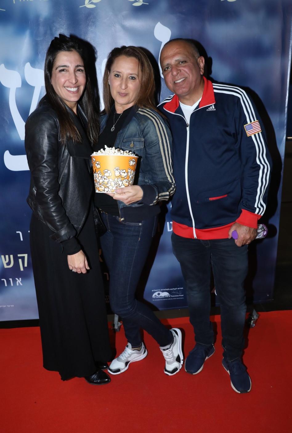 שלום וליאת מוליוב ולירון אדרי