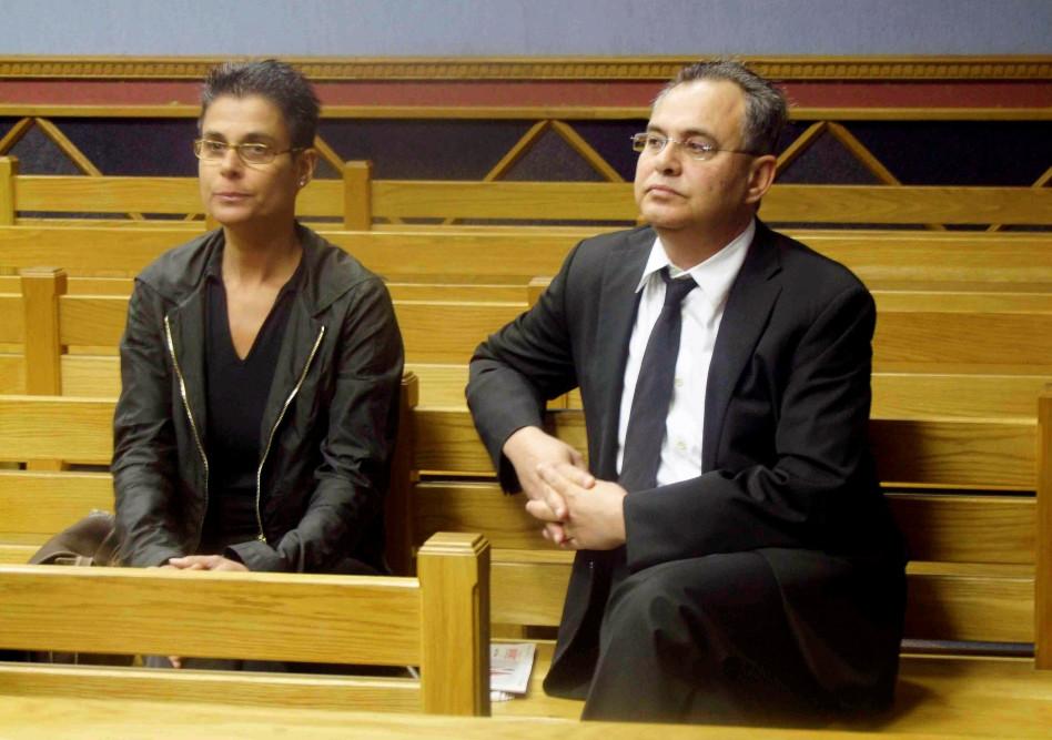 קובי אלכסנדר (מימין) (צילום: רויטרס)