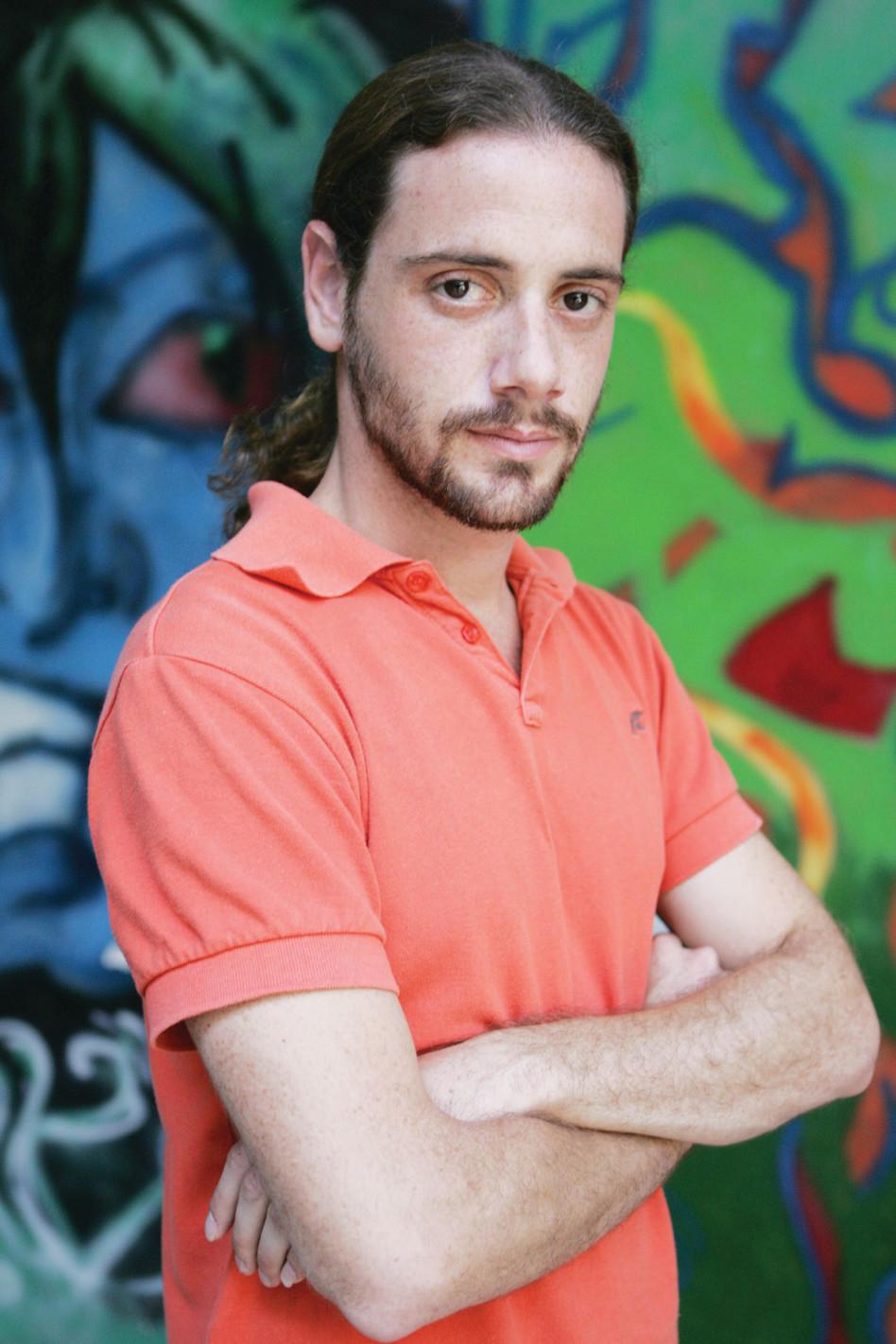 ג'קו אייזנברג (צילום: אריק סולטן)