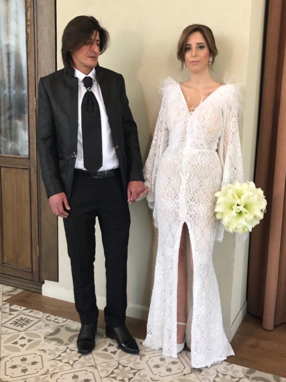 """בחתונה עם ורד (צילום: יח""""צ)"""