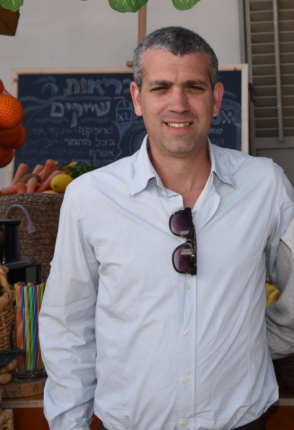 עידו יניב (צילום: דודו יצחק)