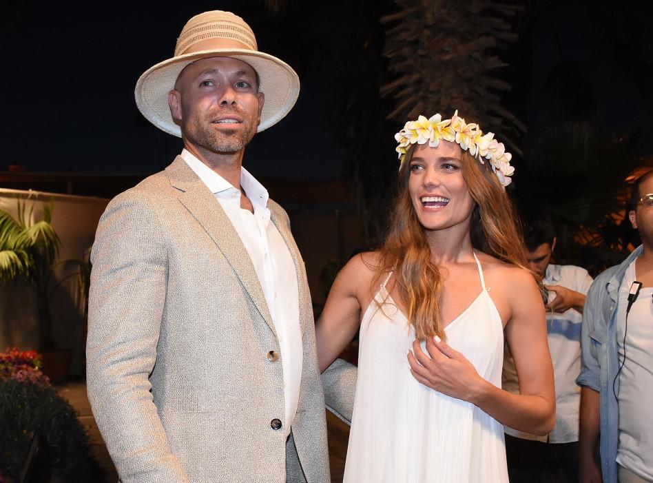 מיום חתונתם (צילום: מתן צור)