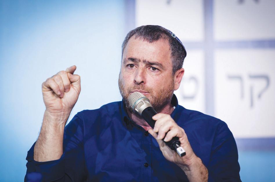 שמעון ריקלין (צילום: פלאש 90)