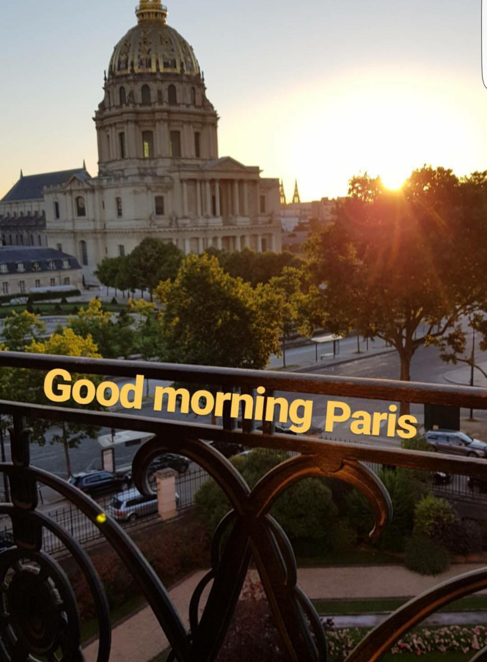 בוקר!