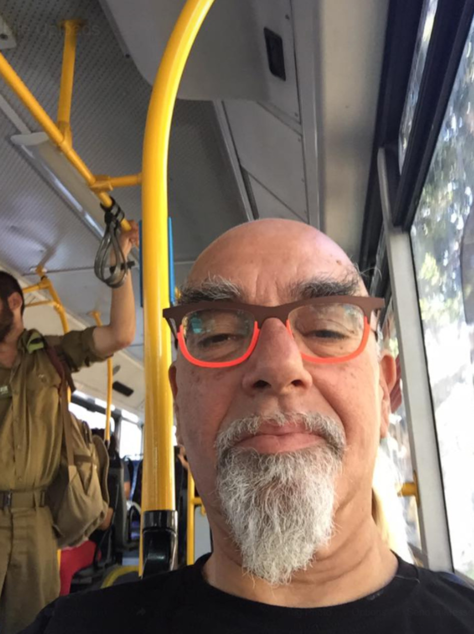 חוויה בתל אביב (צילום מסך: פייסבוק ישראל אהרוני)