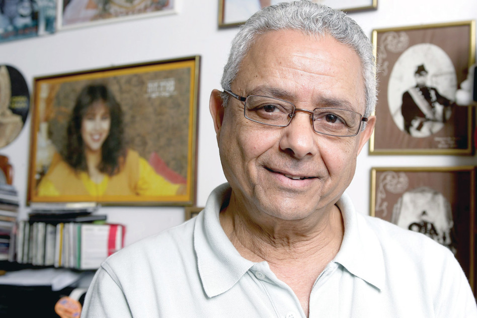 בצלאל אלוני (צילום: יוסי אלוני)