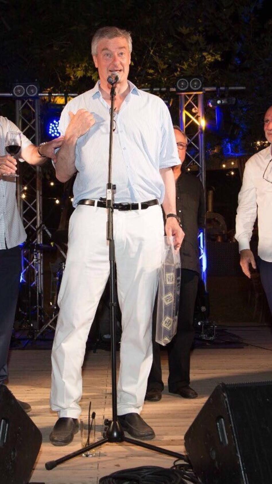 ליאו דן בנסקי (צילום: ארז חרודי)