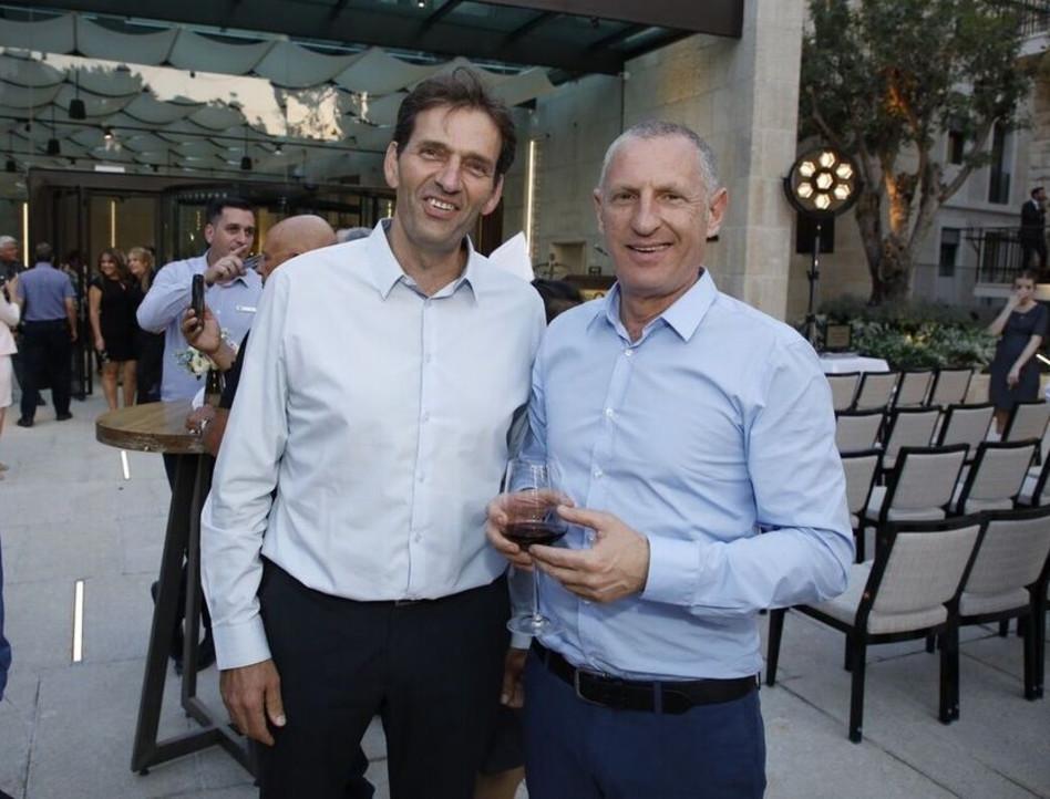 ליאור רביב ואמיר הלוי