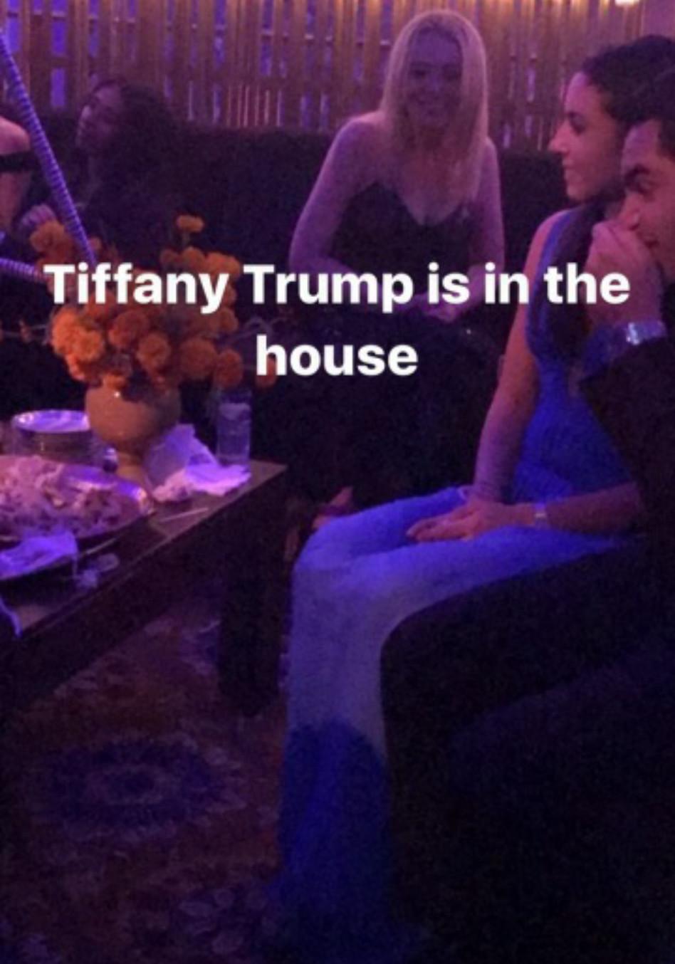 טיפאני טראמפ