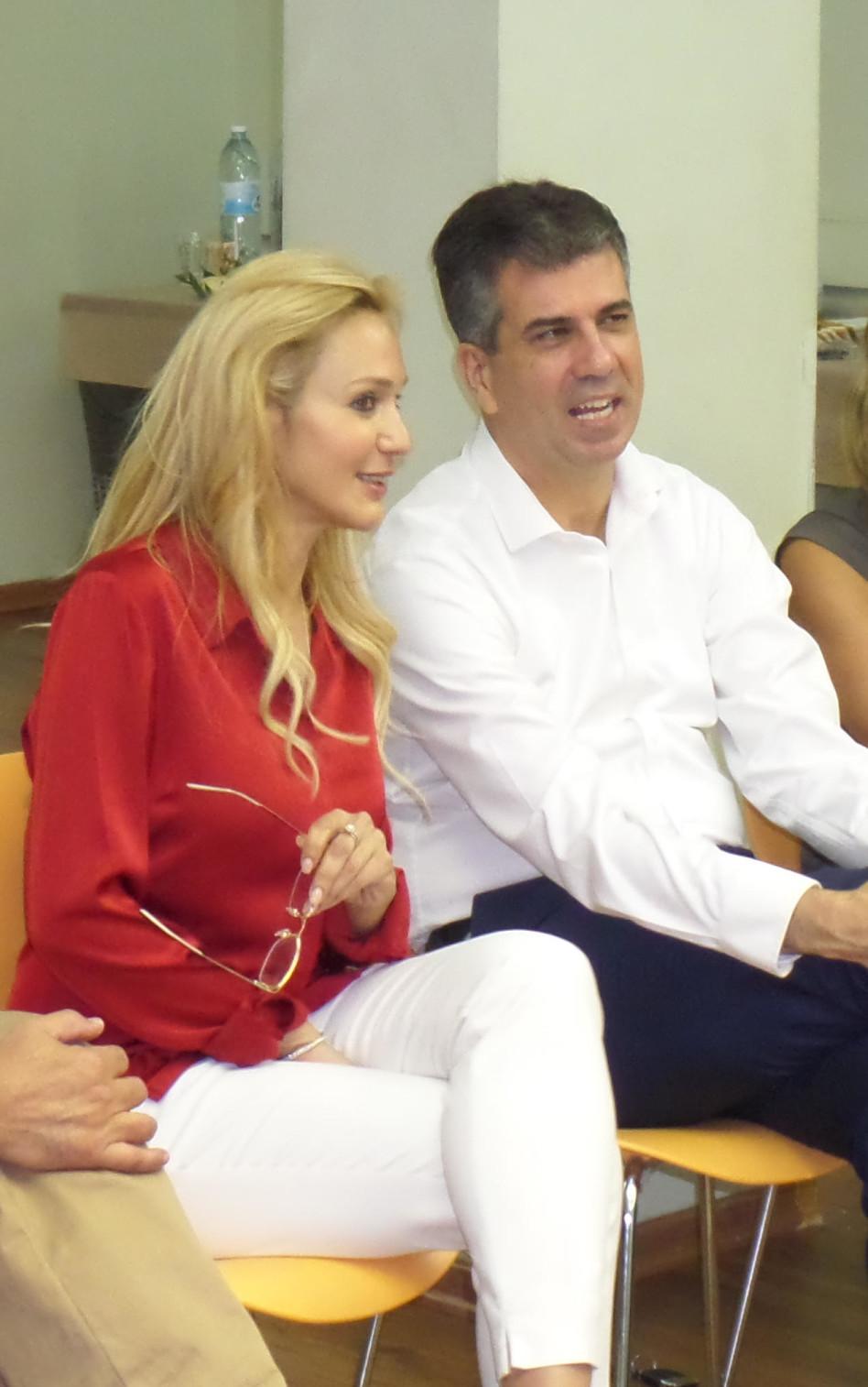 "אלי כהן ורוית דום (יח""צ)"