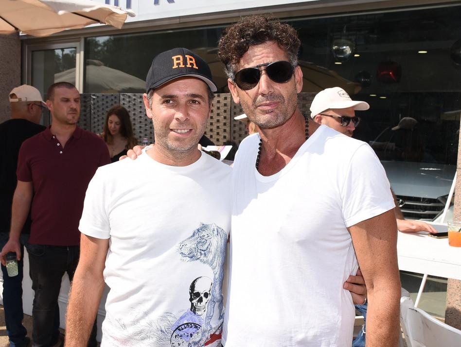 )אילן טוביהו וברק רוזן (צילום: אביב חופי