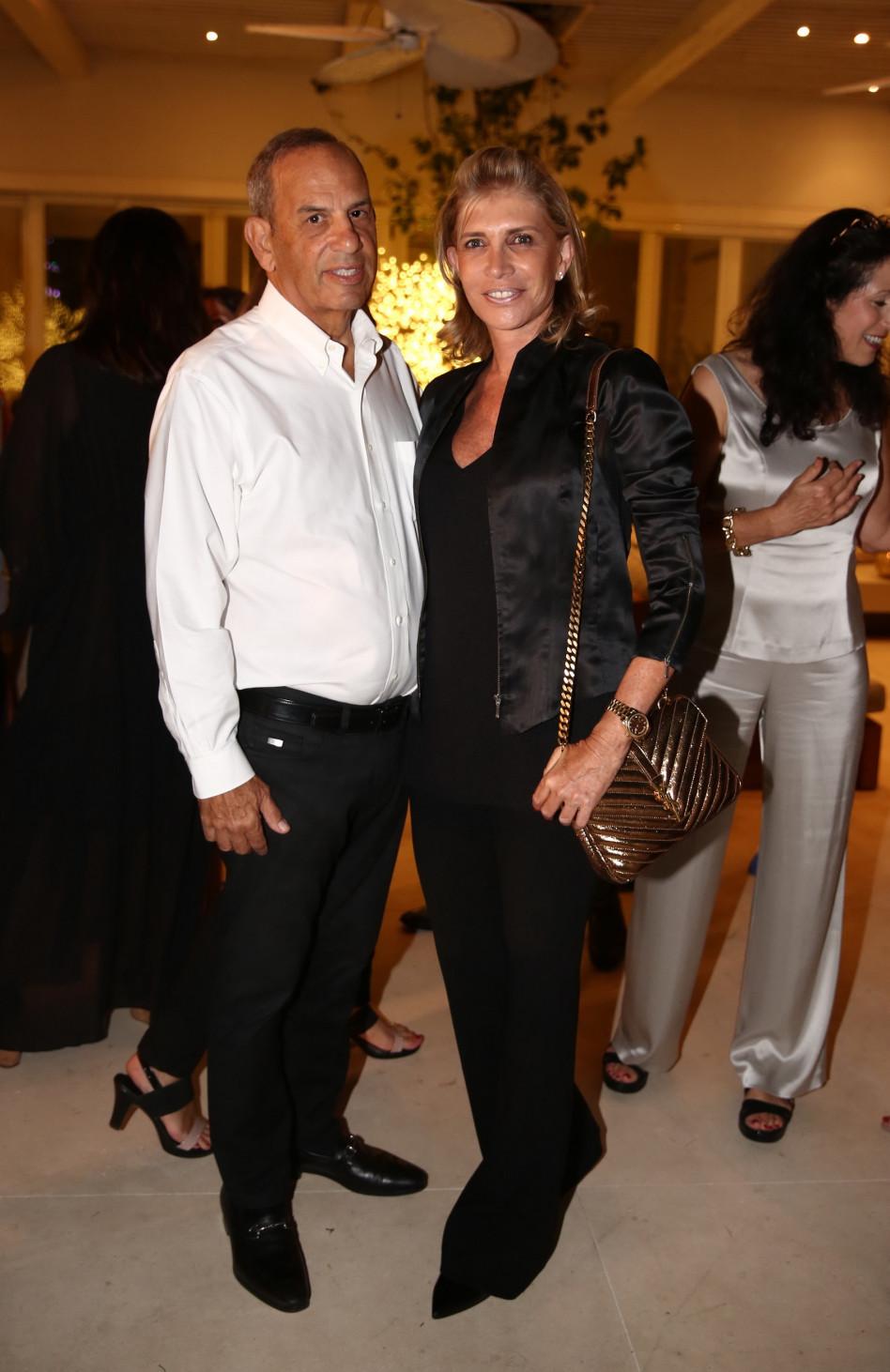 ענת ושמואל פרנקל (צילום: אלירן אביטל)