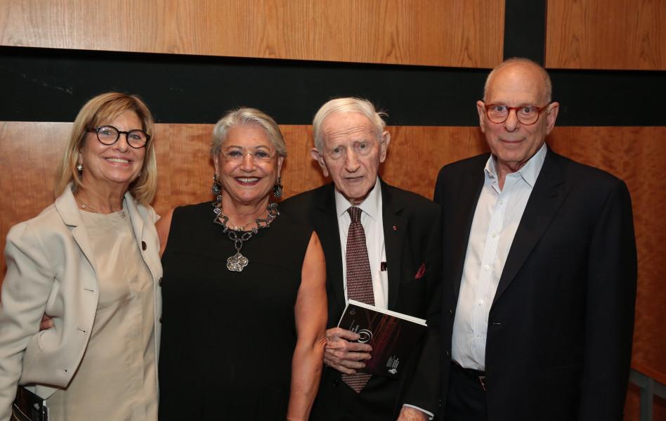 רמי אונגר, מיכאל ושרה סלע ויעל אונגר
