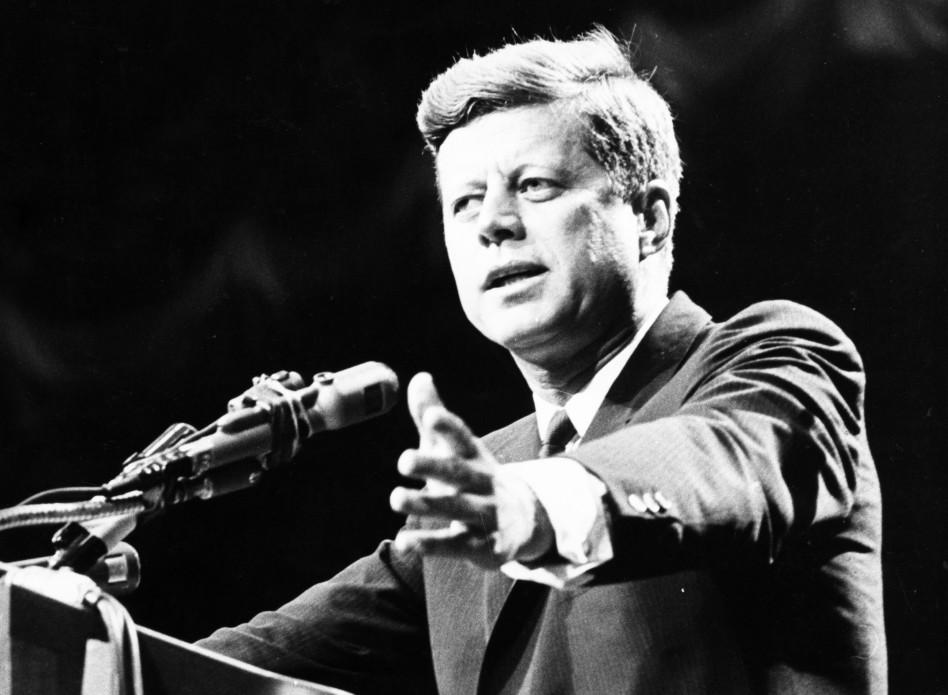 ג'ון קנדי (צילום: Getty images)