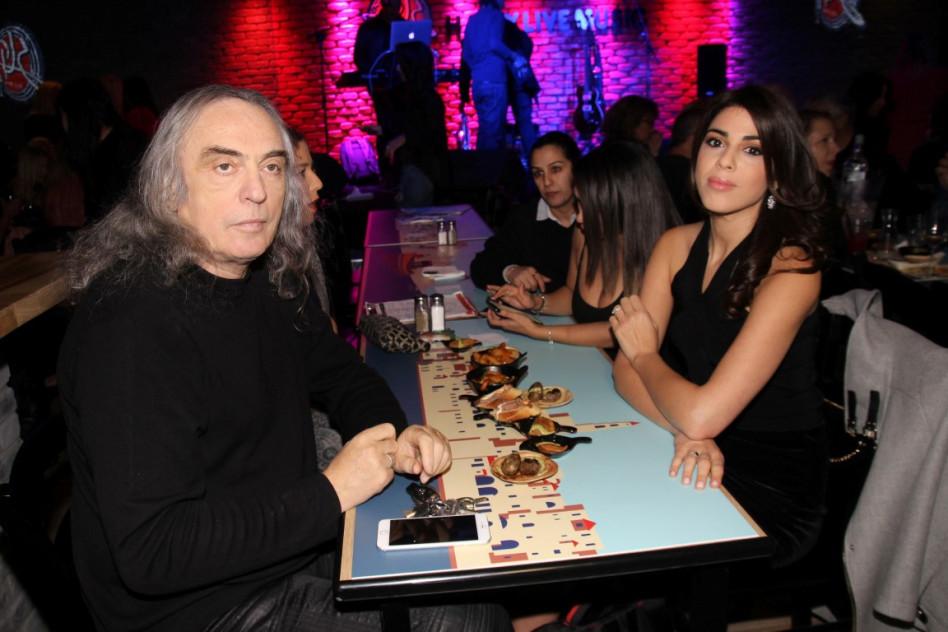 דניאלה פיק וצביקה פיק (צילום: אור גפן)