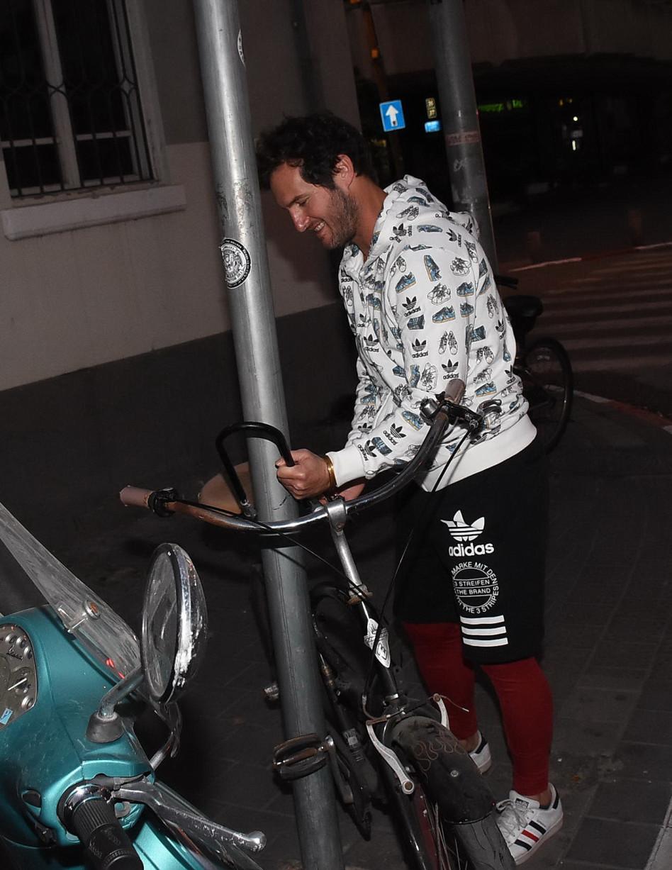 והאופניים מה איתם?