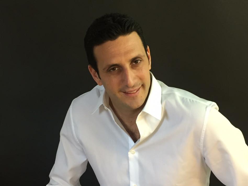יונתן ארן (צילום: סטודיו איל מקיאג')