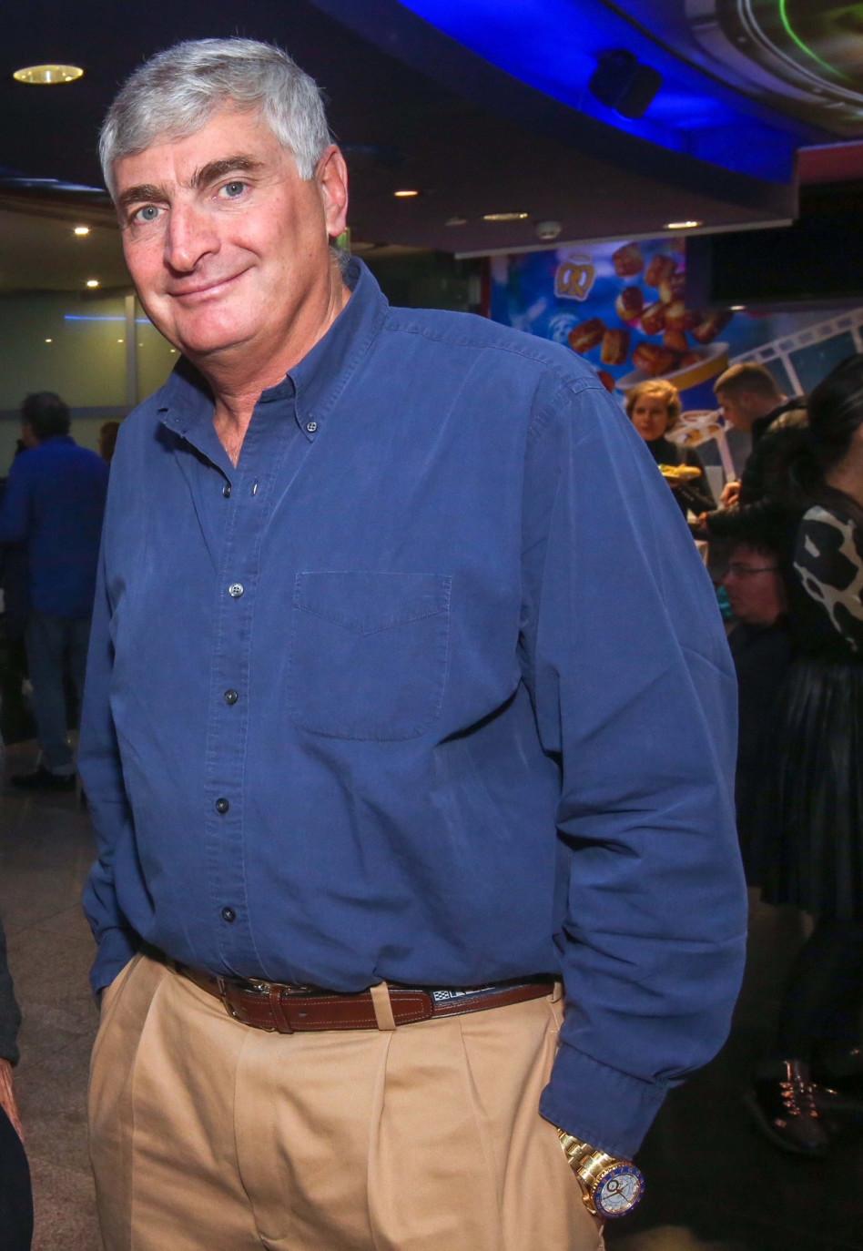 יגאל לנדאו (צילום: רונן טופלברג)