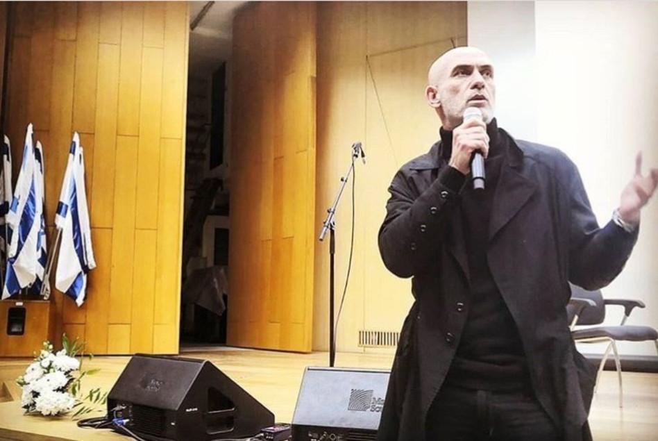 מוטי רייף  (צילום: עידו איז'ק- מתוך אינסטגרם)