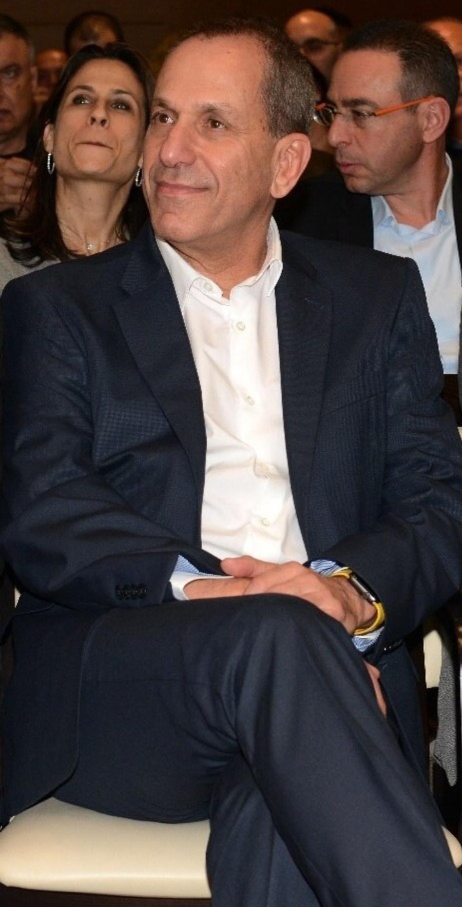 שמואל האוזר (צילום: רוני חכם)