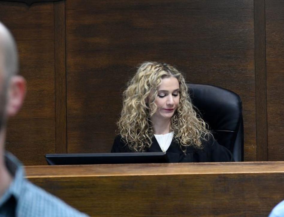 השופטת רונית פונזננסקי כץ (צילום: אבשלום ששוני)