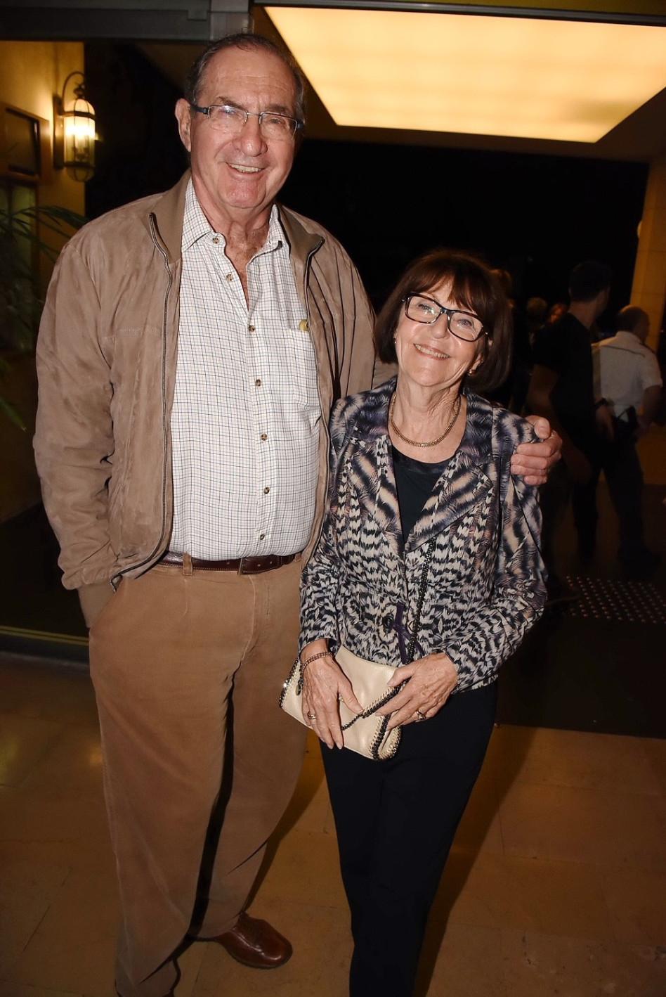 סוזי ודן פרופר (צילום: אביב חופי)