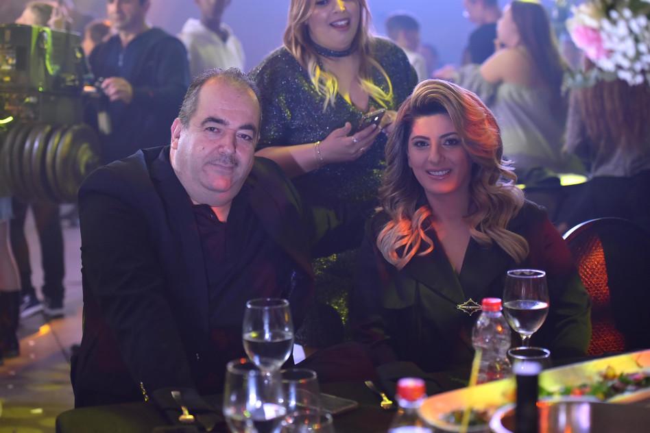 שרית חדד ואבי גואטיה (צילום: פריים טיים)