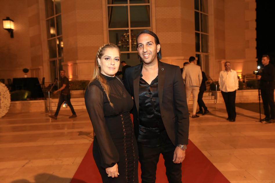 אליקו ואשתו מיטל