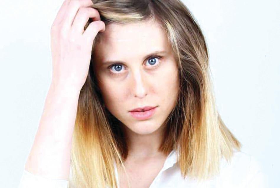 אלינה לוי (אלין לוי) (צילום: סלי בן אריה)