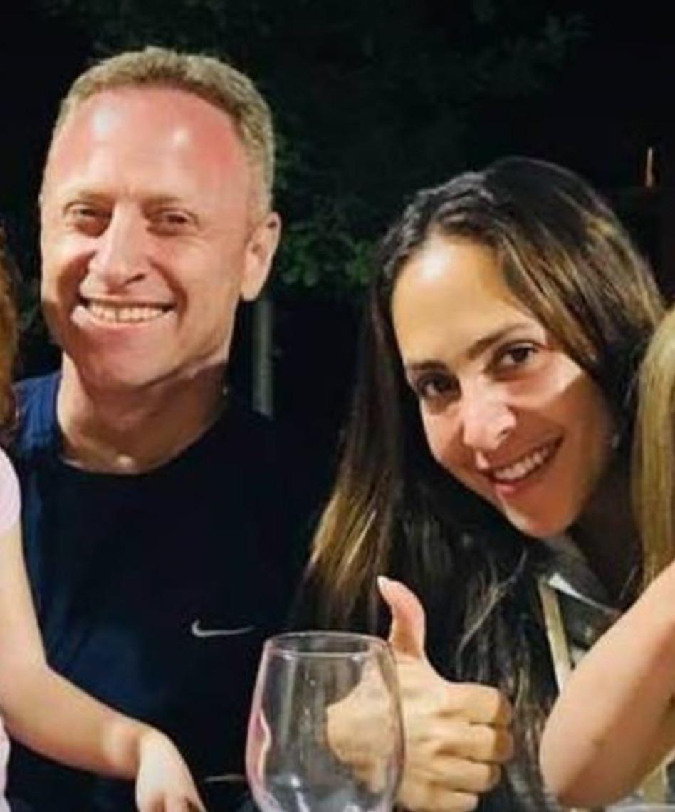 טליה אקשטיין וארי הרו (צילום: פייסבוק)