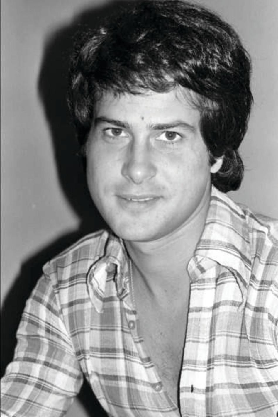 שנות השמונים היו מאד סוערות בחייו של דודו טופז (צילום: שמואל רחמני)