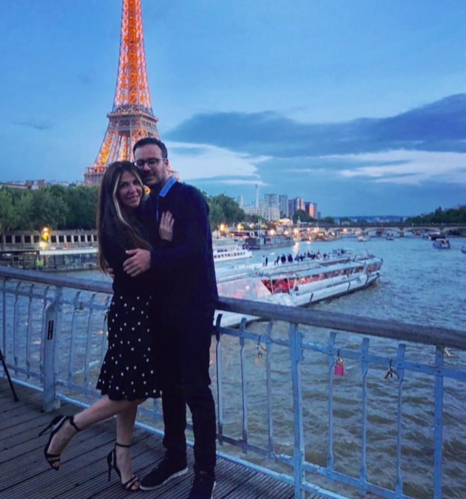 דני פדרמן ומרטין דפני גל (צילום: אינסטגרם)