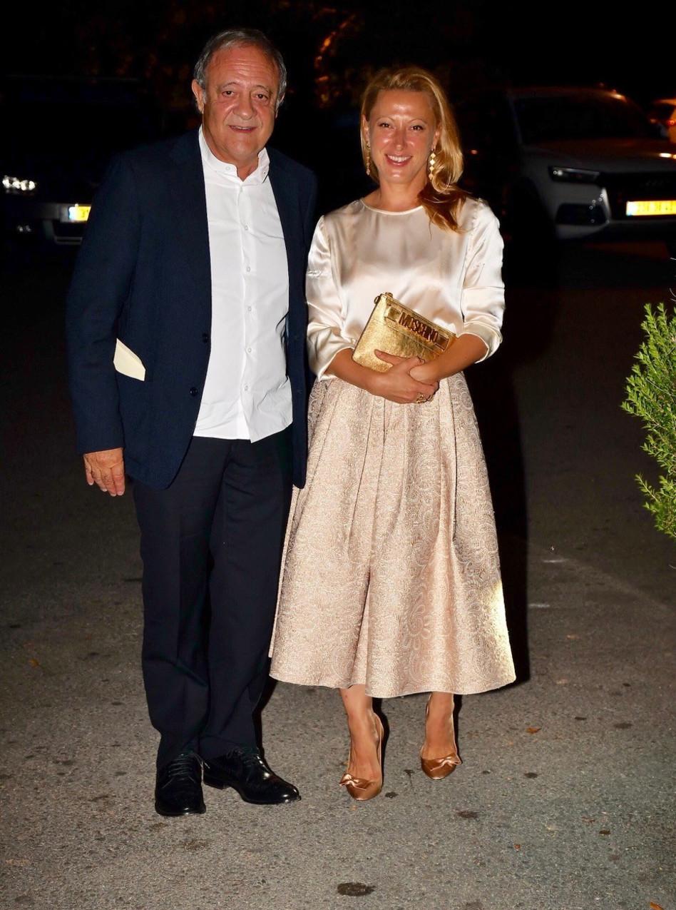 מריה קוזנצובה וראובן אבלגון