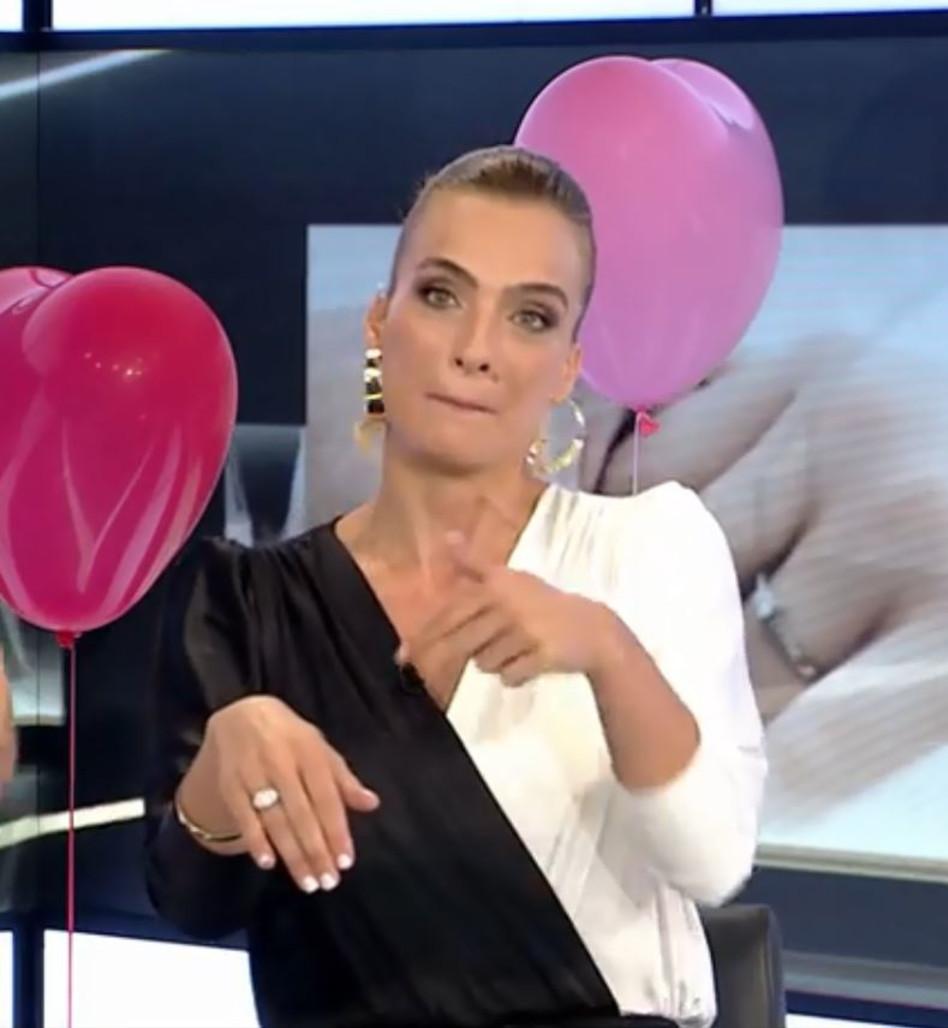 והנה הטבעת! אילנית לוי (צילום מסך)