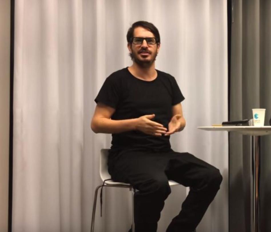 משה חוגג (צילום: צילום מסך יוטיוב)