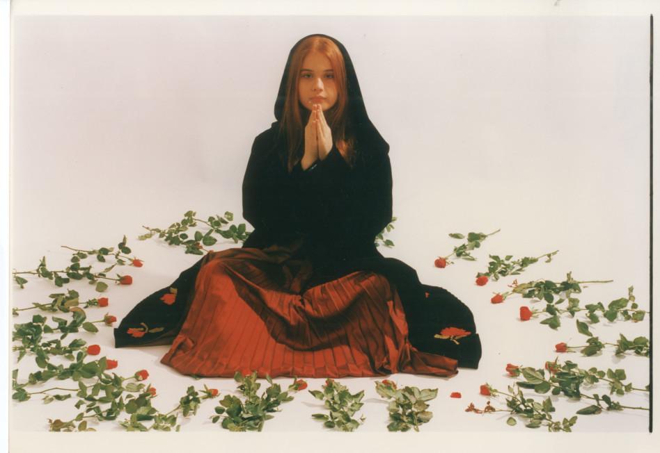 קלרה הקדושה (צילום: אלי דסה)