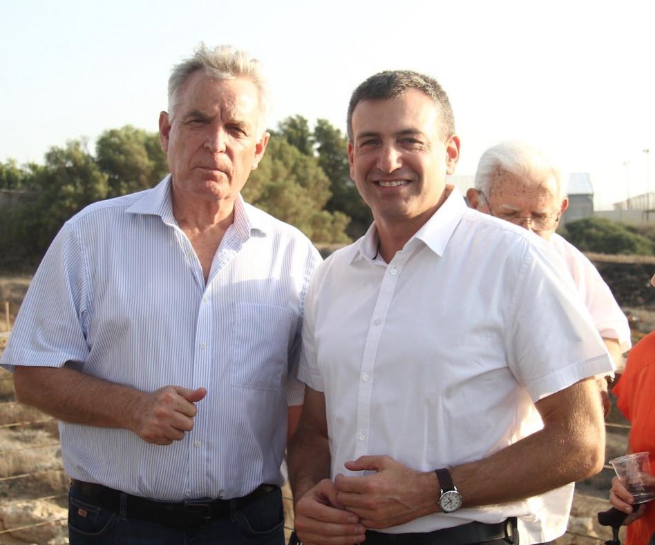 גיא סברובסקי ואברהם ביגר