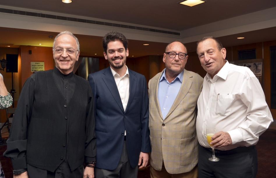 רון חולדאי, מיקי צלרמאייר, להב שני ואבי שושני