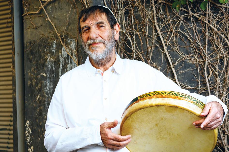 שלמה בר (צילום: אריק סולטאן)