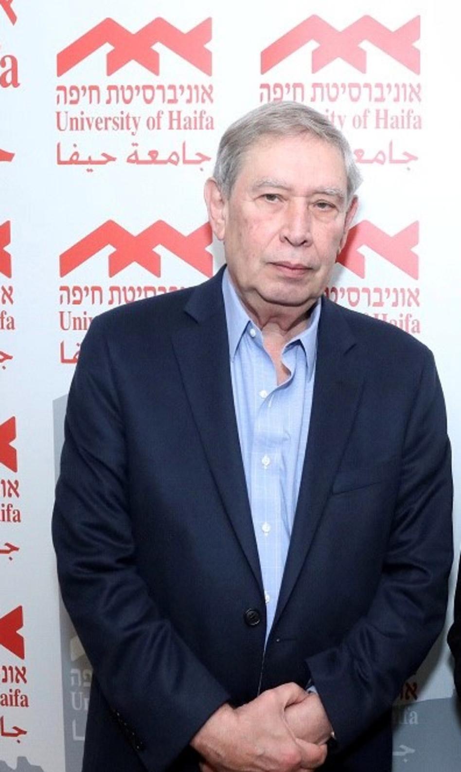 תמיר פרדו (צילום: אוניברסיטת חיפה)