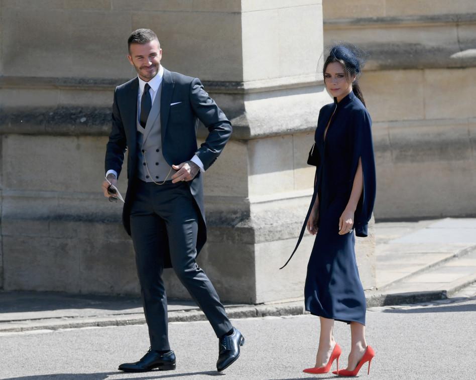 זוג מלכותי. ויקטוריה ודיוויד